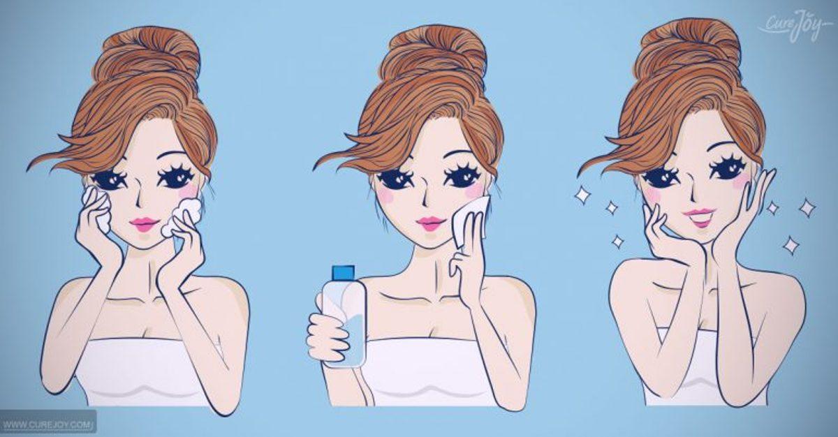 Вот 8 шагов к безупречной коже, из-за которой вам начнут завидовать