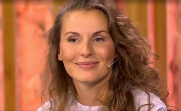 Ирина Патлах, жена Сосо Павлиашвили