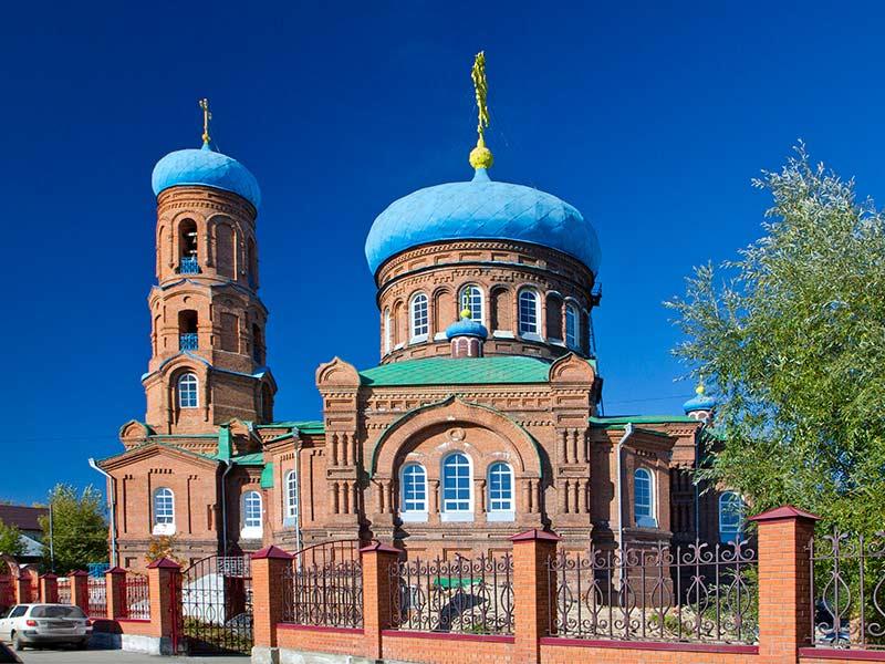 Где находится Барнаул, в какой области?
