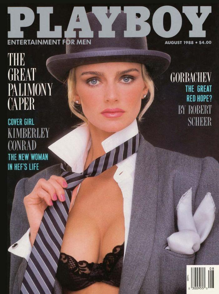 Playboy воссоздал 7 своих самых известных обложек 30 лет спустя. Получился шедевр!