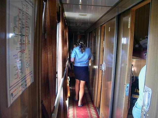 Откровения проводницы: жизнь, секс и работа в рейсе
