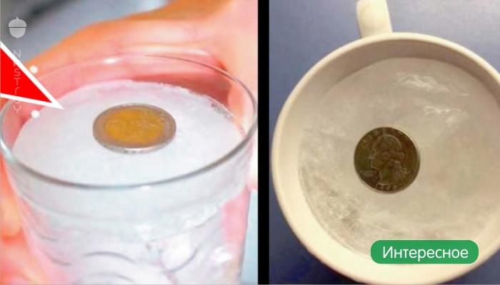 Вот почему Вам всегда следует оставлять монету в морозилке перед тем, как выйти из дома… Это очень важно!!!