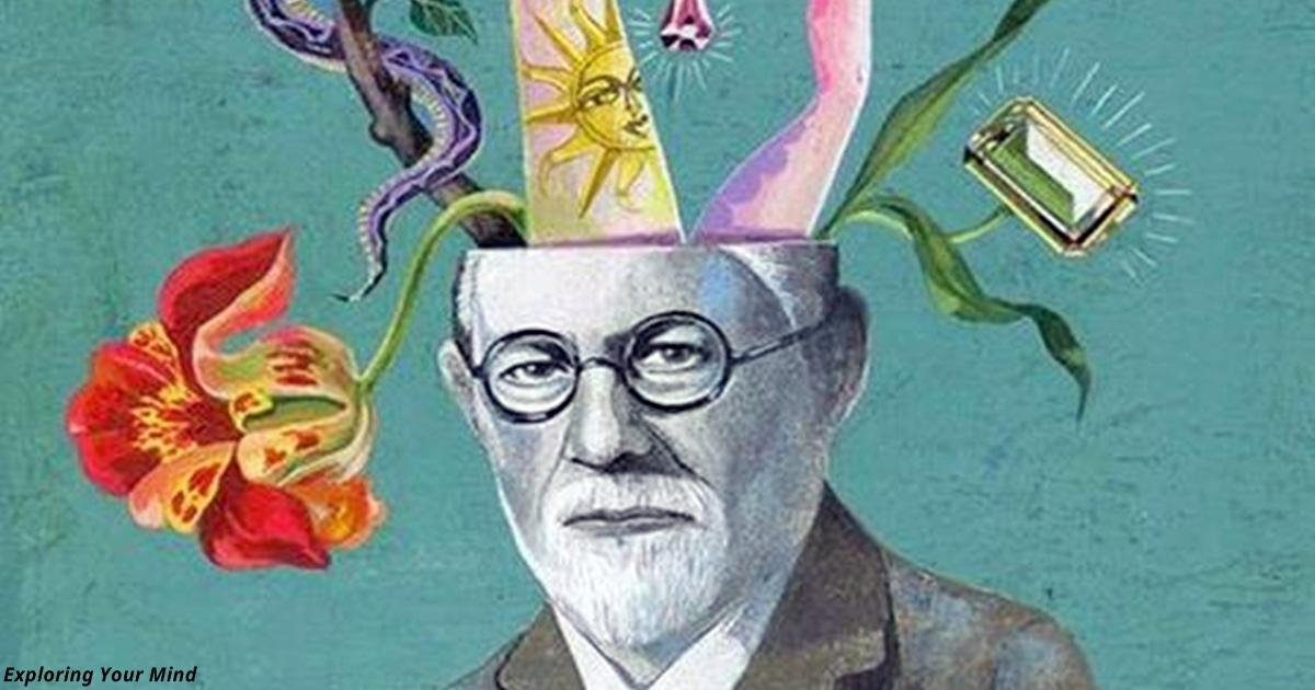Какой диагноз вам поставил бы Зигмунд Фрейд?
