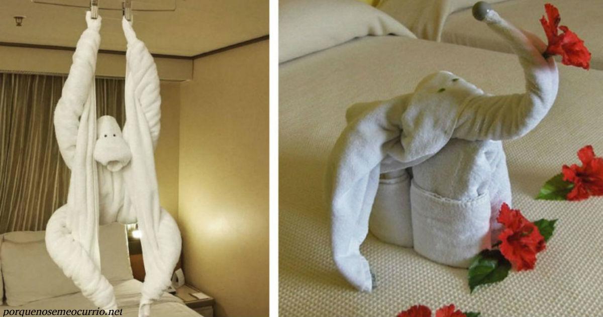 16 раз, когда уборщица в отеле действительно показала класс