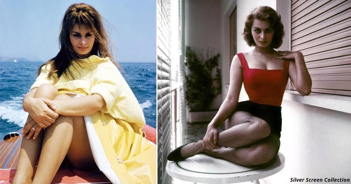 Еще недавно Софи Лорен была главной красоткой планеты! Смотрите, как все изменилось