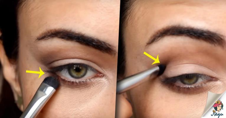 Омолаживающий макияж, который визуально скрывает нависающее веко: 8 простых приёмов