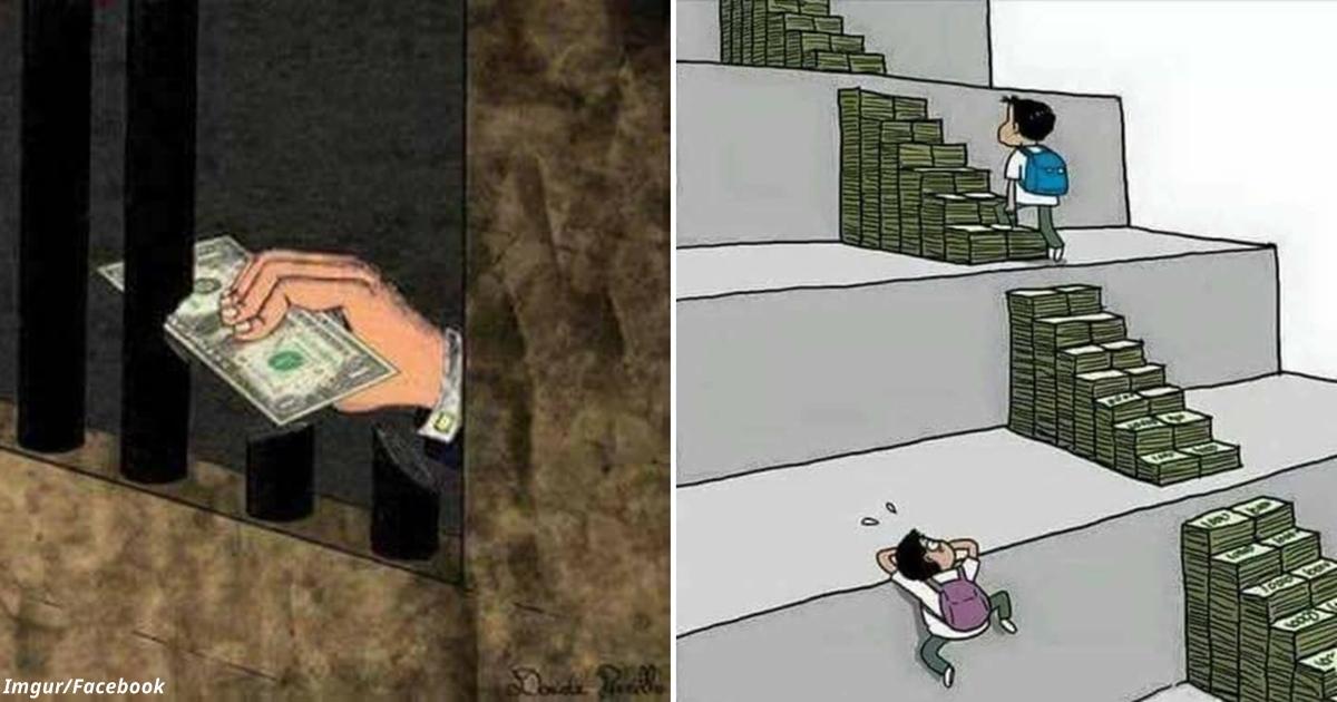 19 карикатур, которые в очередной раз доказывают: правду видят только художники!