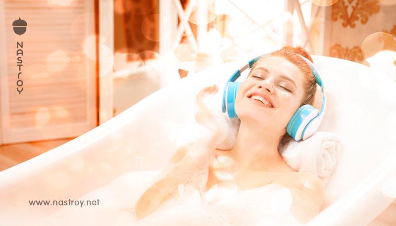 7 причин, почему ванна намного, НАМНОГО лучше, чем душ!
