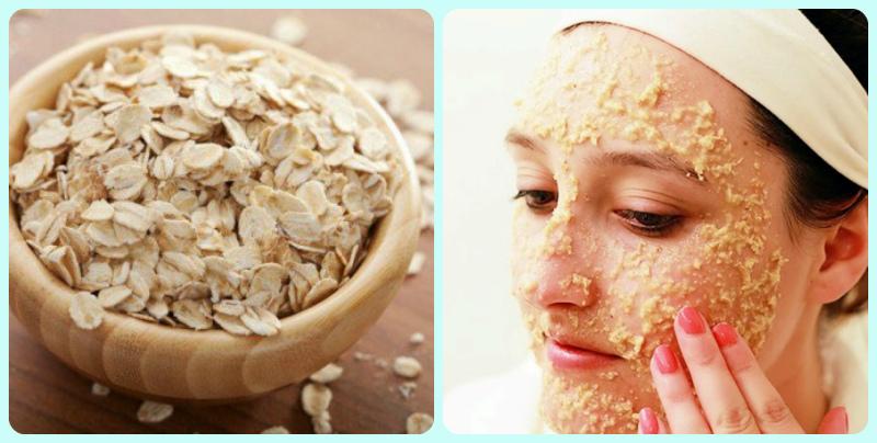 5 рецептов из овсянки быстро сделают вашу кожу сияющей, а волосы сильными и объёмными!