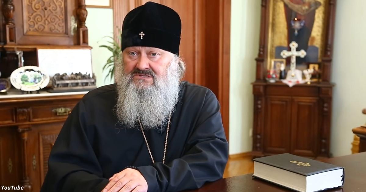 Глава Киево-Печерской лавры пообещал Украине ″проклятие до седьмого колена″