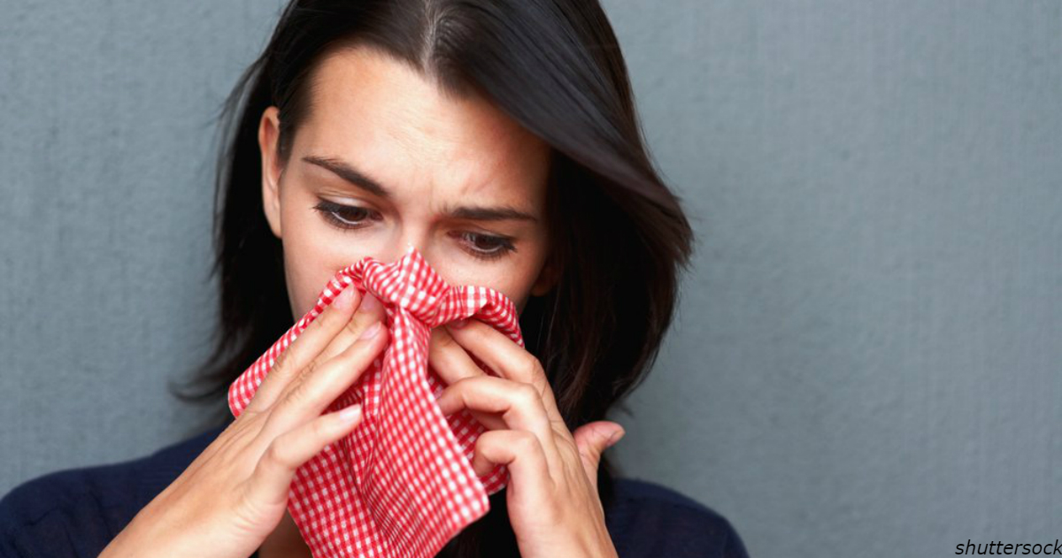 Чтобы избавиться от насморка на несколько лет, есть 1 копеечное лекарство Но о нем не рассказывают в аптеках.