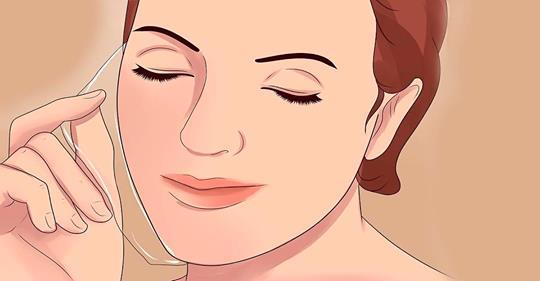 Делайте эту маску 1 раз в неделю и ваша кожа станет на 10 лет моложе, без возрастных пятен, морщин и нависших век!