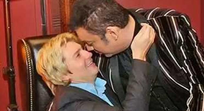 5 российских звезд, которых поймали за поцелуем с мужчиной