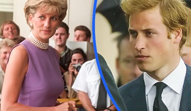 Принц Уильям не разговаривал с мамой несколько дней, когда кое-что о ней узнал