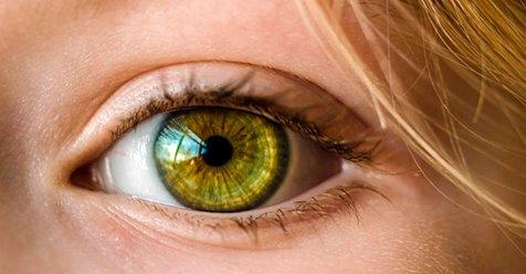 Зрение может быть идеальным в любом возрасте! 5 упражнений в видео.