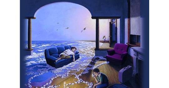 Тайна вашей будущей судьбы, в первом что увидели на картинке