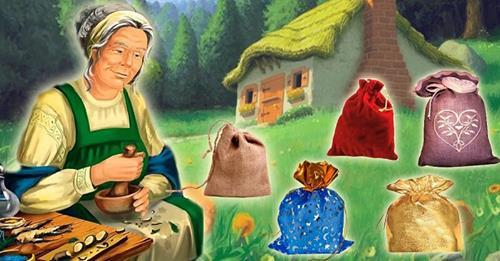 Мудрая бабушка-колдунья приготовила особенный дар для каждого. Что же досталось тебе?