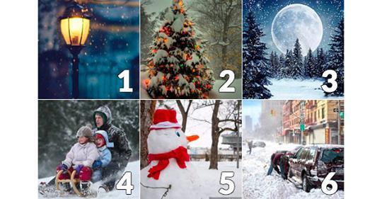 Какой у вас будет Декабрь расскажет выбранная картинка: у кого случится чудо, а у кого появятся новые цели
