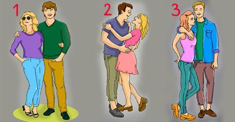 Быстрый Тест: Выберите счастливую пару, и мы расскажем интересное о ваших отношениях
