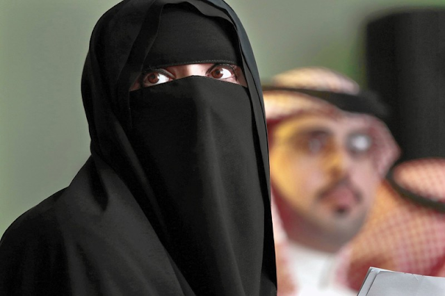 Невероятные законы о женщинах, которые существуют только в Саудовской Аравии