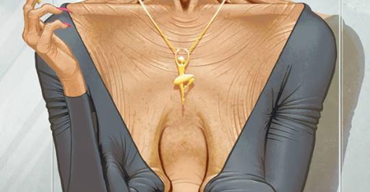 Как быстро в домашних условиях подтянуть обвисшую грудь