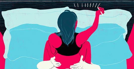 6 признаков того, что женщина давно не занималась ceкcoм
