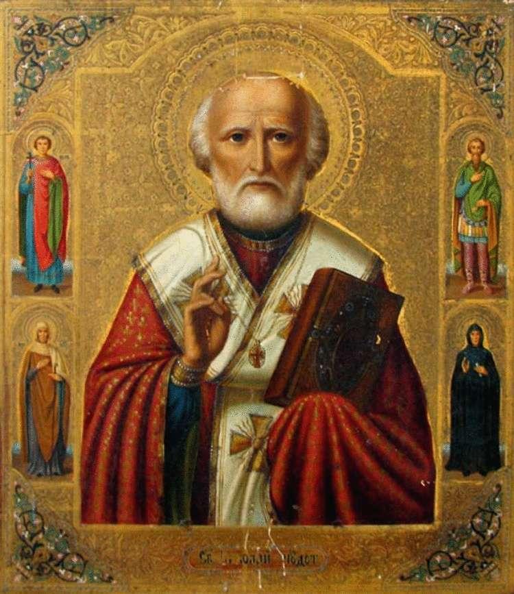 Сильная молитва на везение Николаю Чудотворцу