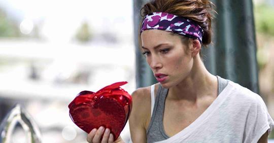 Любовь не имеет ничего общего с Днем Святого Валентина
