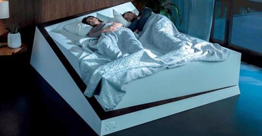 Компания Ford создала кровать для эгоистов: теперь вы наконец выспитесь!