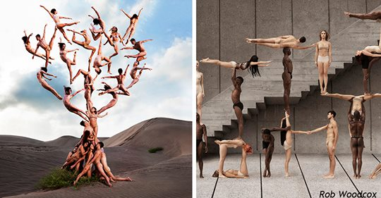 Эти танцоры нарушают все законы гравитации. Мастерство, упорный труд и талант!