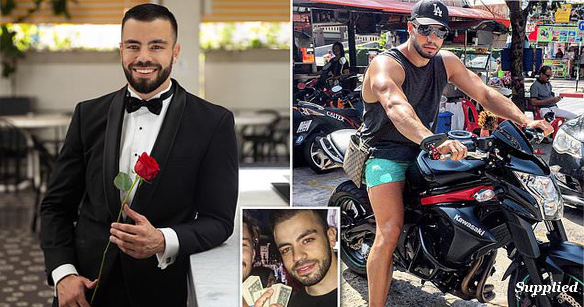 Знакомьтесь: 26 летний парень, у которого нет девушки, хоть он получает 00 в день