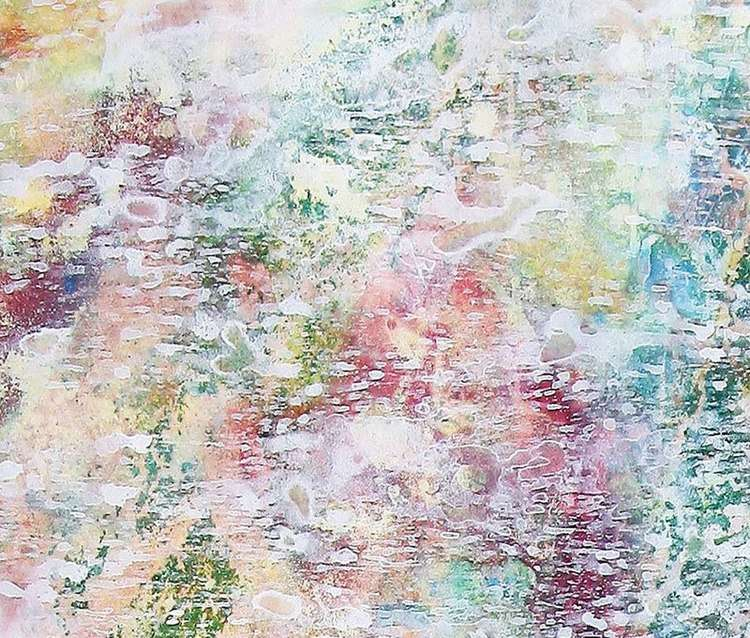 Шестилетняя девочка-аутист рисует волшебные картины, поражающие искусствоведов