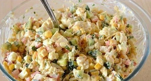 4 рецепта праздничных салатов
