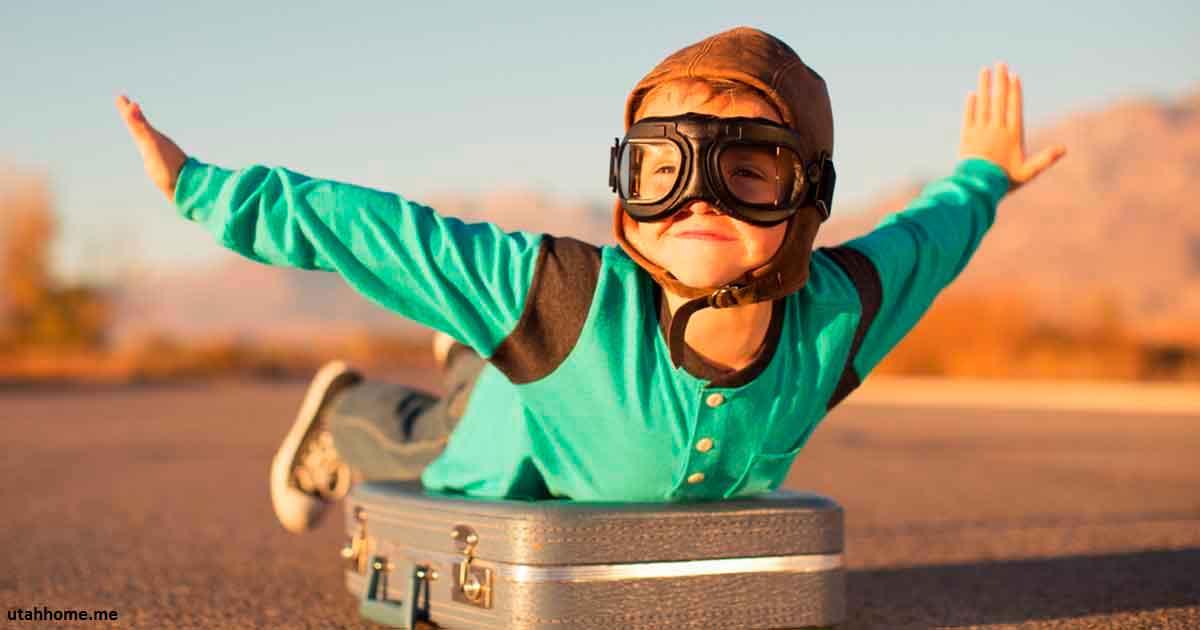 Путешествия приносят детям больше счастья, чем новые игрушки
