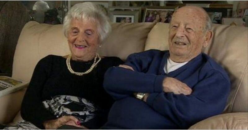 87 лет вместе. Еврейская пара поставила рекорд продолжительности совместной жизни