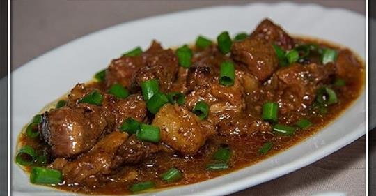Мясо по-еврейски — Вкуснее вы не пробовали: сытно и невероятно вкусно!