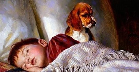 «Берегите своих детей». Очень трогательный стих Эдуарда Асадова