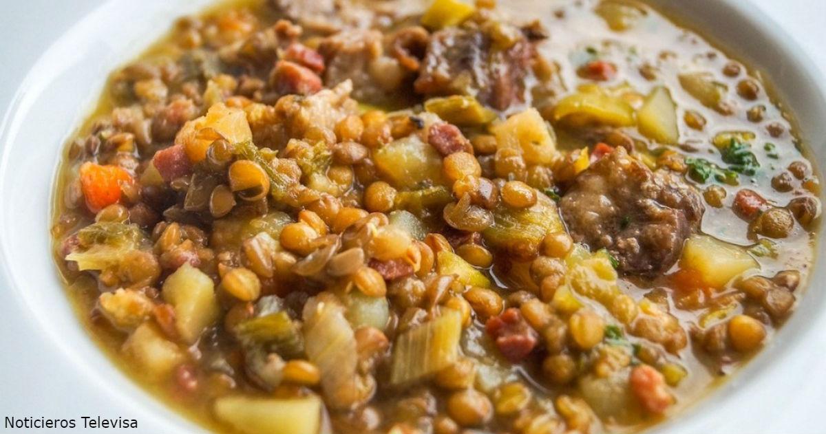 Суп из чечевицы снижает риск рака и сердечно-сосудистых. Вот рецепт