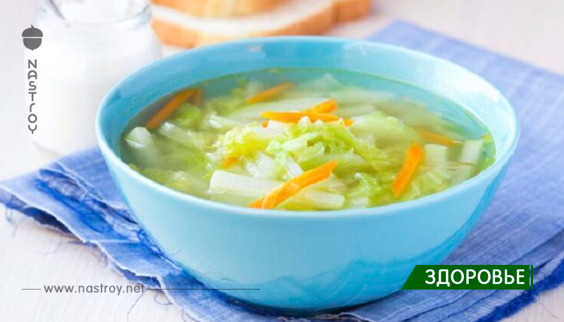 3 дневная чистка организма супами: Ешь, сколько влезет, но все равно похудеешь!