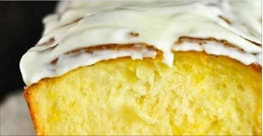 Я готовлю этот лимонный кекс, всегда, когда хочется чего то невероятно вкусного, а возиться некогда!