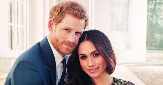 Радостная новость: у Меган Маркл и принца Гарри родился первенец!