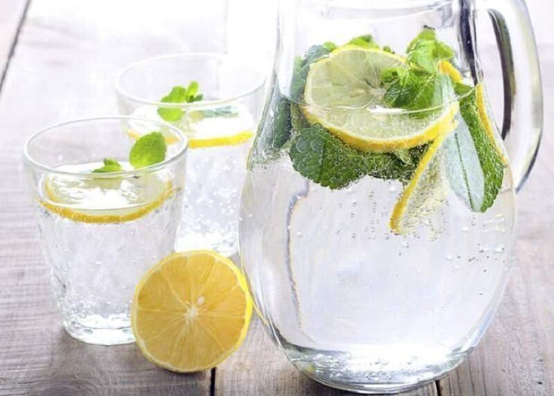 Как пить лимонную воду, чтобы терять вес