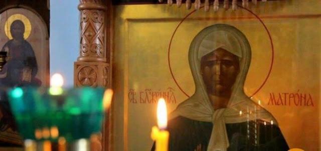 МАТРОНА МОСКОВСКАЯ: «Я БУДУ ВАС ВИДЕТЬ, И СЛЫШАТЬ, И ПОМОГАТЬ ВАМ». РЕШИТЬ ВСЕ ПРОБЛЕМЫ ПОМОЖЕТ