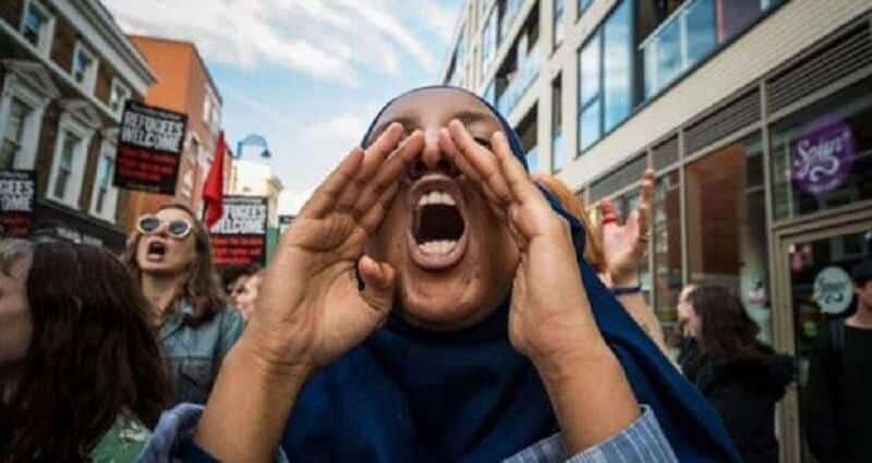 Ну, вот и приехали! Мигранты в Британии заявили: «Белые должны убраться из Нашего Города»
