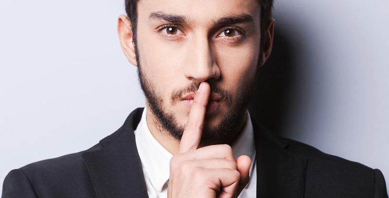 О чем молчат мужчины