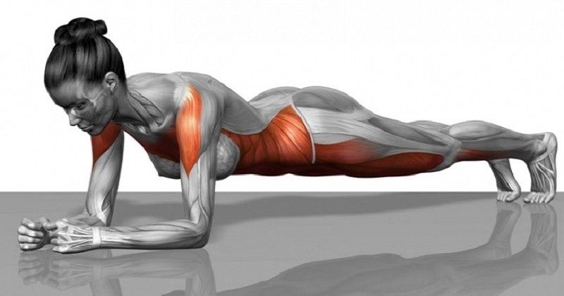 Если у вас всего 2 минуты на тренировку, выполняйте это упражнение