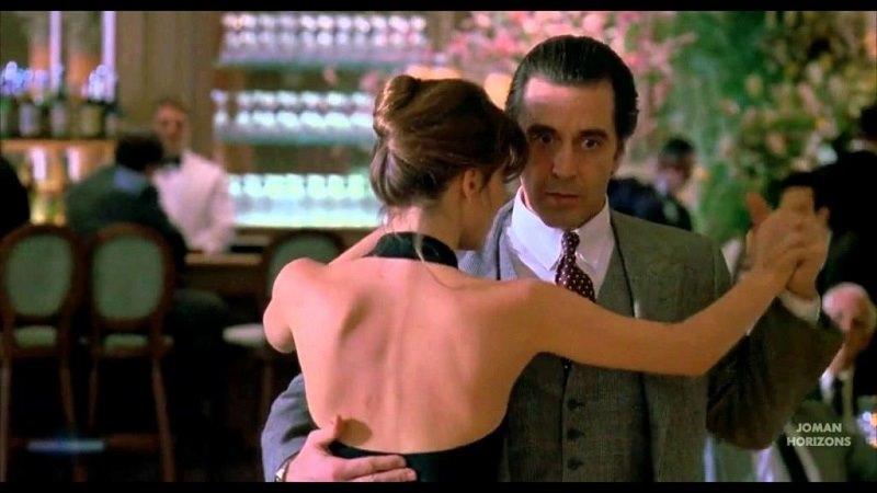 """Танго Аль Пачино из фильма """"Запах женщины"""". Мурашки по коже от восторга…"""