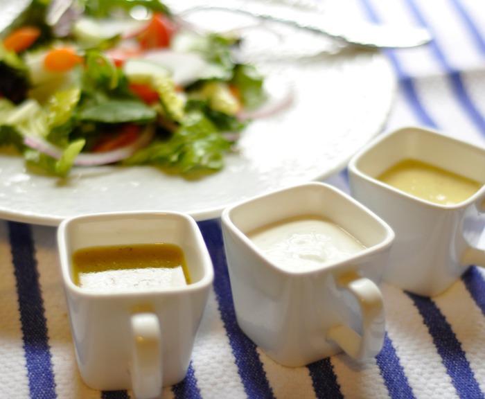 ТОП-5 вкусных соусов к салату