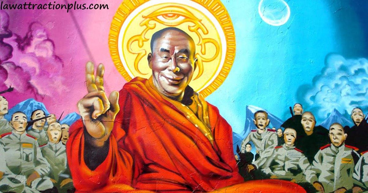 Вот личностный тест от самого Далай-Ламы. Согласны с выводами?