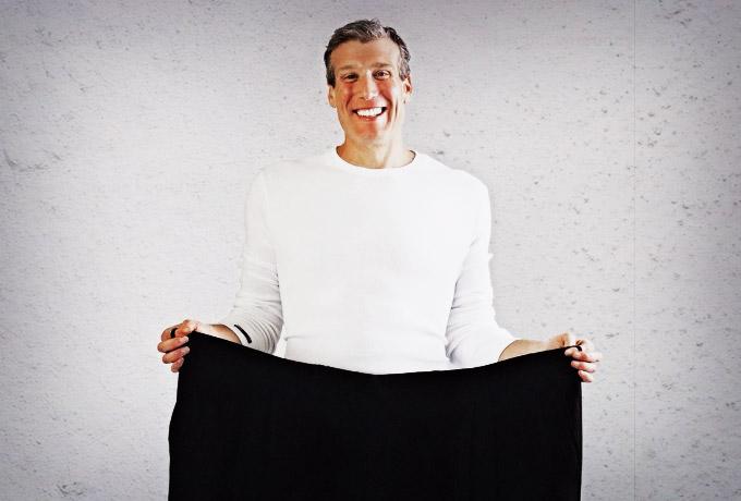 7 вещей, которые я сделал, чтобы потерять 100кг без диеты